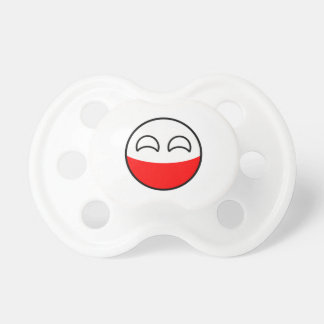 Funny Trending Geeky Poland Countryball Dummy