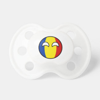 Funny Trending Geeky Romania Countryball Dummy