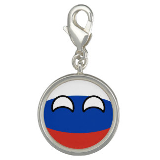 Funny Trending Geeky Russia Countryball