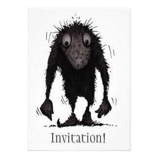 Funny Troll Custom Invites
