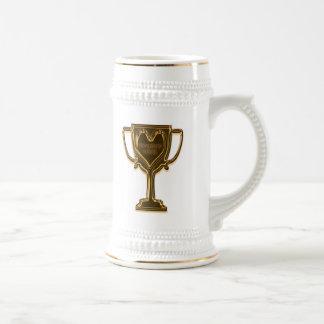 Funny Trophy Wife Beer Stein Coffee Mug