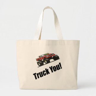 Funny Truck You T-shirts Gifts Canvas Bags