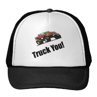 Funny Truck You T-shirts Gifts Cap