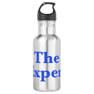 Funny Trump The Expert shirt 532 Ml Water Bottle
