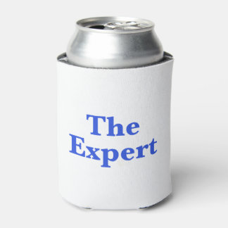 Funny Trump The Expert shirt Can Cooler