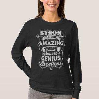 Funny TShirt For BYRON