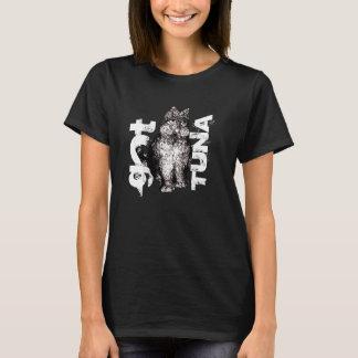 Funny Tuna Cat T-Shirt