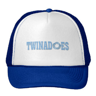 Funny Twins Mesh Hat