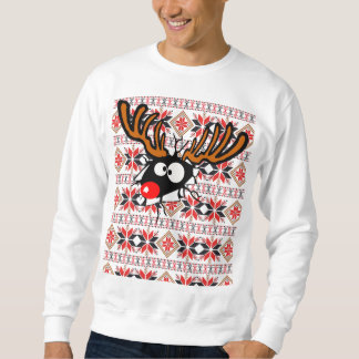 Funny ugly Christmas Sweater Pullover Sweatshirts