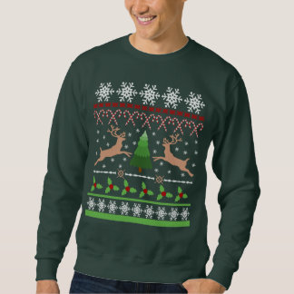 Funny Ugly Christmas Sweater Theme
