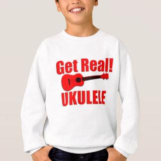 Funny Ukulele Sweatshirt