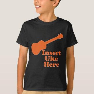 Funny Ukulele T-Shirt