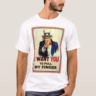 Funny Uncle Sam T-Shirt