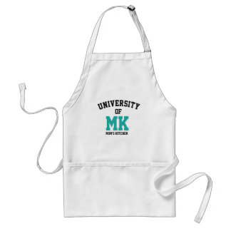 Funny - University of MK (MOM'S KITCHEN) - Standard Apron