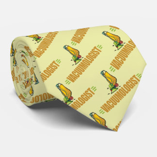 Funny Vacuuming Cleaner Tie