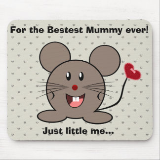 Funny Valentines Day Mouse Mouse Pad