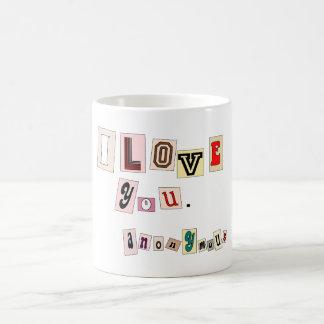 funny valentines day mug