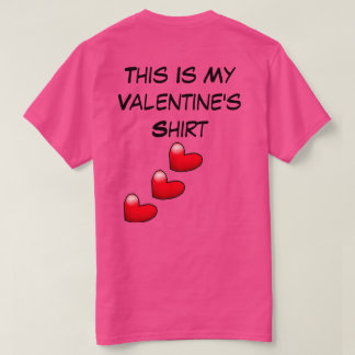 Funny Valentines Day Shirt
