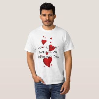 Funny Valentine's Day t-shirt