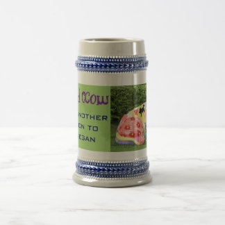 funny vegan stein coffee mugs
