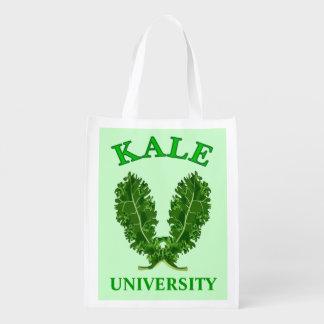 Funny Vegetarian or Vegan Kale University Green