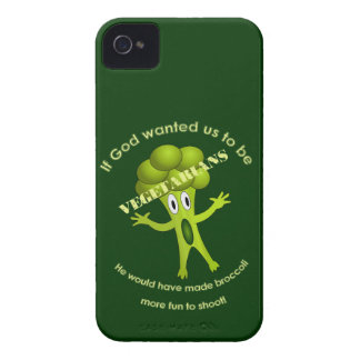 Funny Vegetarian Quote Blackberry Bold Case