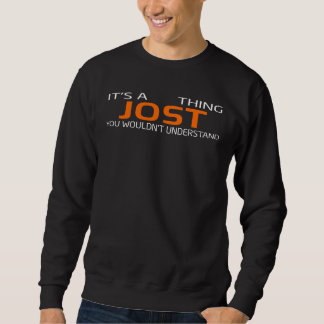 Funny Vintage Style T-Shirt for JOST