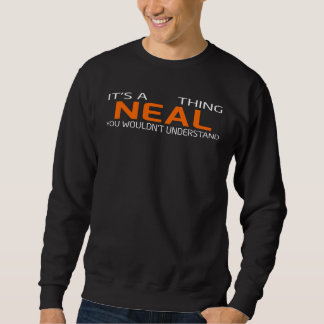 Funny Vintage Style T-Shirt for NEAL