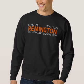Funny Vintage Style T-Shirt for REMINGTON