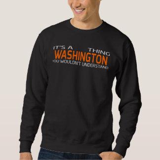 Funny Vintage Style T-Shirt for WASHINGTON