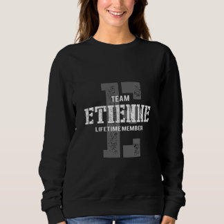 Funny Vintage Style TShirt for ETIENNE