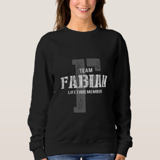 Funny Vintage Style TShirt for FABIAN