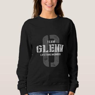 Funny Vintage Style TShirt for GLENN