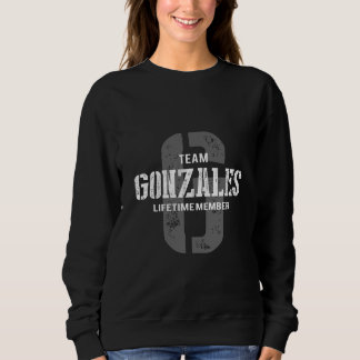 Funny Vintage Style TShirt for GONZALES