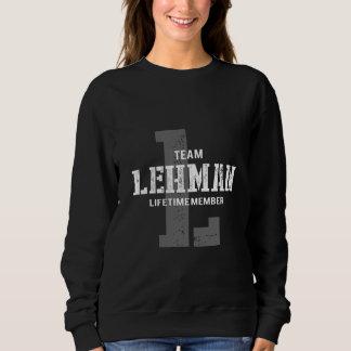 Funny Vintage Style TShirt for LEHMAN