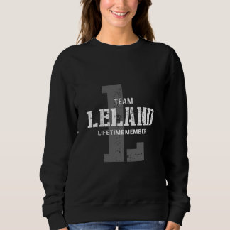 Funny Vintage Style TShirt for LELAND