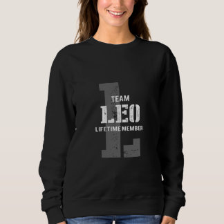 Funny Vintage Style TShirt for LEO