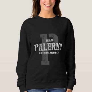 Funny Vintage Style TShirt for PALERMO