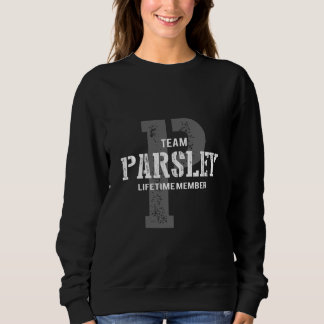 Funny Vintage Style TShirt for PARSLEY