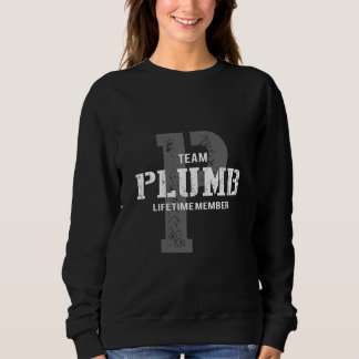 Funny Vintage Style TShirt for PLUMB