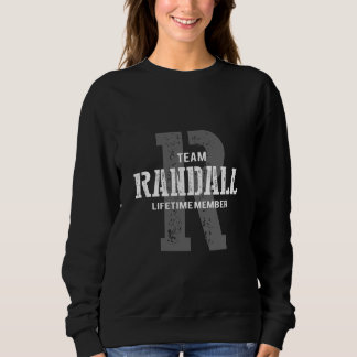 Funny Vintage Style TShirt for RANDALL