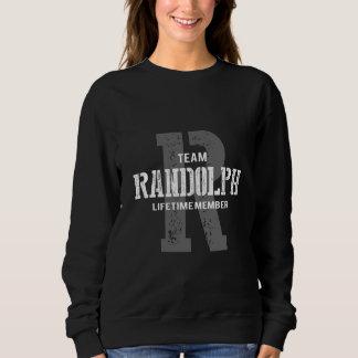 Funny Vintage Style TShirt for RANDOLPH