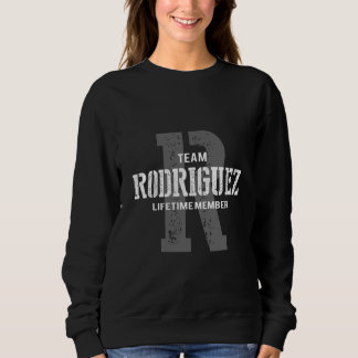 Funny Vintage Style TShirt for RODRIGUEZ