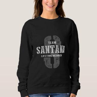 Funny Vintage Style TShirt for SANTANA