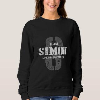 Funny Vintage Style TShirt for SIMON