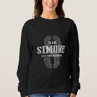 Funny Vintage Style TShirt for SIMONE