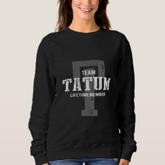 Funny Vintage Style TShirt for TATUM