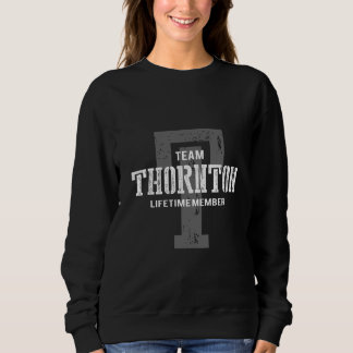 Funny Vintage Style TShirt for THORNTON