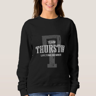 Funny Vintage Style TShirt for THURSTON