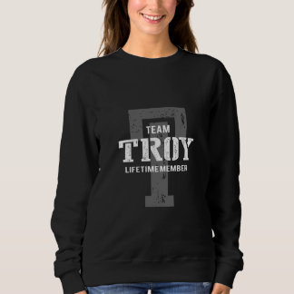 Funny Vintage Style TShirt for TROY